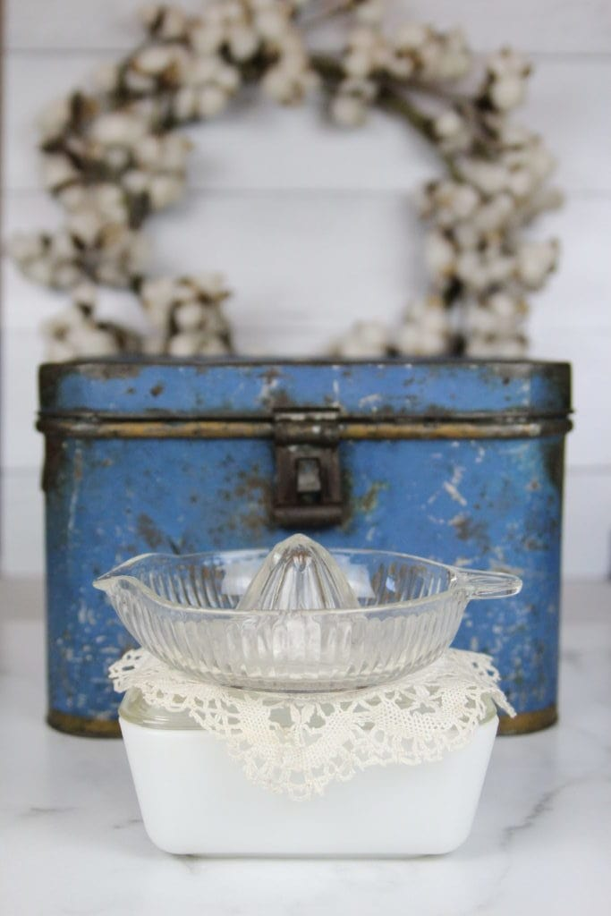 vintage kitchen items