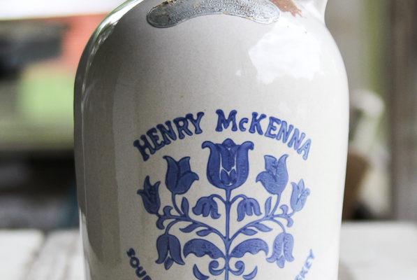 Vintage Jug Henry McKenna
